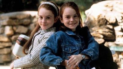 Lindsay Lohan cuki fotót osztott meg az Apád-anyád idejöjjön! forgatásáról