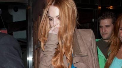 Lindsay Lohan elgázolt egy férfit