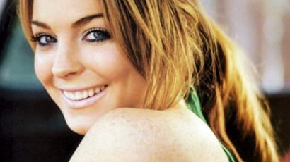 Lindsay Lohan eltávolítja szeplőit