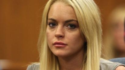 Lindsay Lohan elutasította a vádalkut