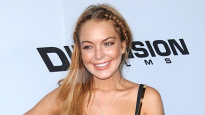 Lindsay Lohan kipakol
