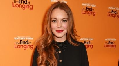 Lindsay Lohan könyvet ír a tapasztalatairól