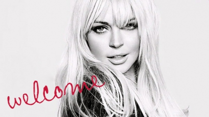 Lindsay Lohan köszönetet mondott rajongóinak