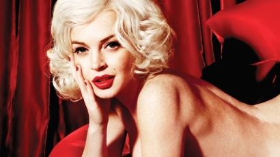 Lindsay Lohan meztelen képeiért megvesznek a férfiak