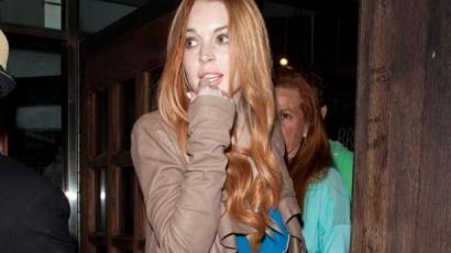 """Lindsay Lohan: """"Nem ütöttem el senkit"""""""