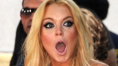 Lindsay Lohan rendőrökkel indította az újévet