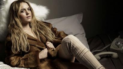 Lindsay Lohan szökésben van