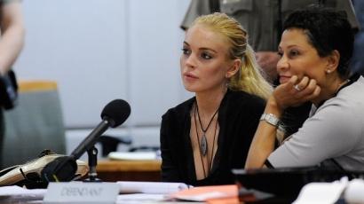 Lindsay Lohan: vissza a börtönbe?