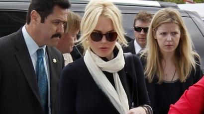 Lindsay Lohant ezúttal 120 napra ítélték