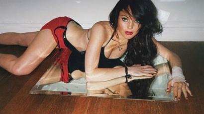 Lindsay Lohant kiengedték a börtönből!