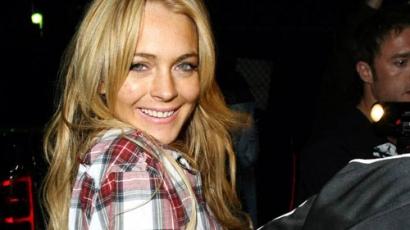Lindsay Lohant pofán vágta egy pincérlány