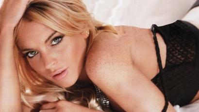 Lindsay sokat keres a börtönnel