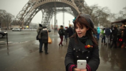 Lindsey Stirling Európában turnézik