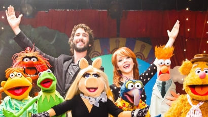 Klippremier: J. Groban, L. Stirling & Muppets – Pure Imagination