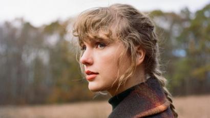 Listavezető lett Taylor Swift