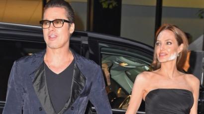 Lisztes képpel jelent meg a premieren Angelina Jolie