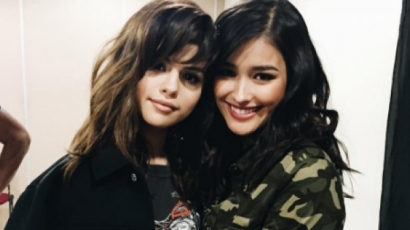 Liza Soberano bálványozza Selena Gomezt