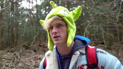 Logan Paul dramatikus videóval tért vissza a YouTube-ra