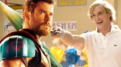 Logan Paul szívesen beverné Chris Hemsworth képét
