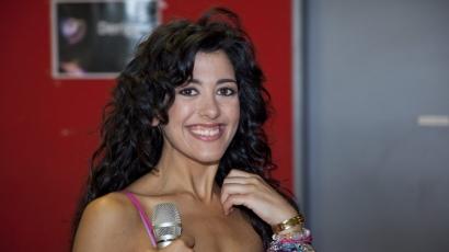 Lucía Pérez Hollandiában lépett fel