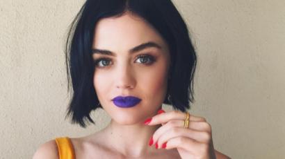 Lucy Hale szemrebbenés nélkül tiltja a közösségi oldalakon azokat, akik bosszantják őt