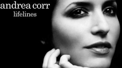 Ma került a boltokba Andrea Corr új albuma