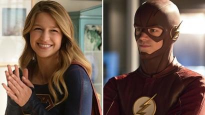 Ma végre képernyőre kerül a Flash és a Supergirl crossovere