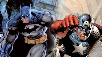 Macskát mentett Batman és Amerika kapitány