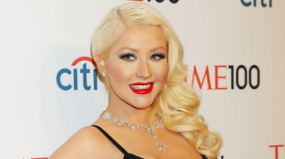 Christina Aguilera visszanyerte régi alakját