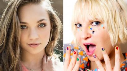 Maddie Ziegler szerepet kapott Sia filmjében