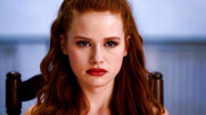 Madelaine Petsch számára nem jelent nehézséget a barátaival való gonoszkodás
