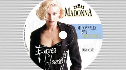 Madonna beperli Lady Gagát