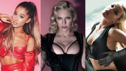 Madonna Britney-re és Ariana Grandéra pályázik