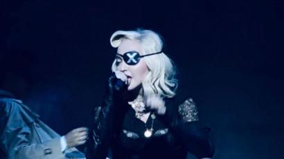 Madonna ismét beújított magának egy pasit, 36 évvel fiatalabb nála