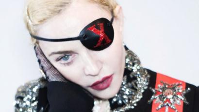 Madonna jól kiosztott egy újságírót