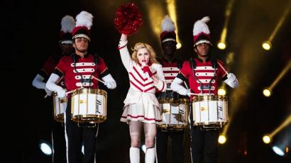 Madonna kiverte a biztosítékot Miamiban