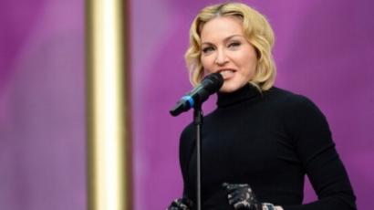 Madonna lett az év nője