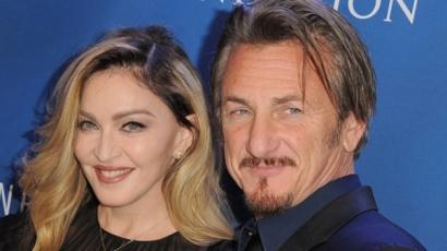 Madonna még mindig megőrül Sean Pennért