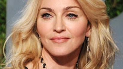 """Madonna """"meglepetése"""""""
