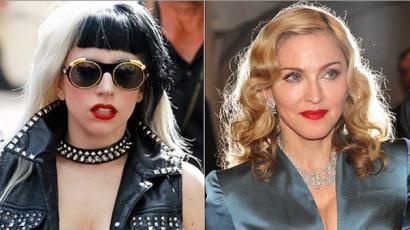 Madonna valójában nem utálja Lady Gagát