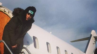 Magángépet kapott karácsonyra Justin Bieber