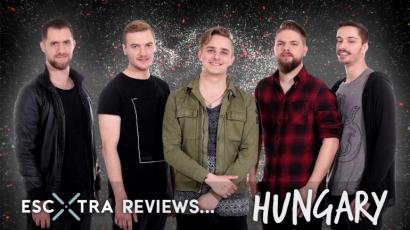 Magyarország továbbjutott az Eurovízió döntőjébe