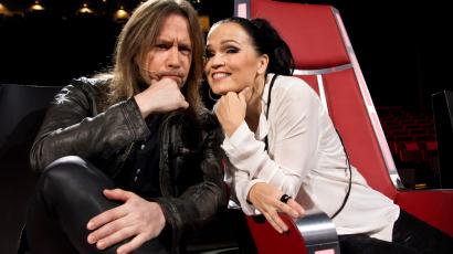 Magyarországon is fellép Tarja és a Stratovarius