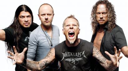 Magyarországra jön a Metallica