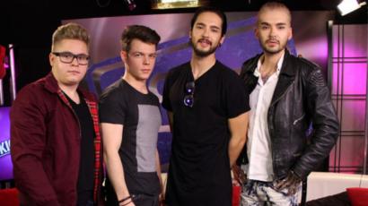 Magyarországra jön a Tokio Hotel