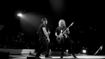 Magyarul énekeltek a Metallica gitárosai