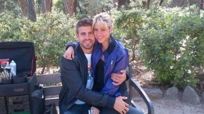 Majdnem anya lett Shakira