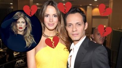 Marc Anthony válik! Vajon Jennifer Lopeznek is köze van hozzá?
