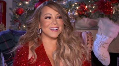Mariah Carey is megirigyelte Rachel haját - retró fotót posztolt
