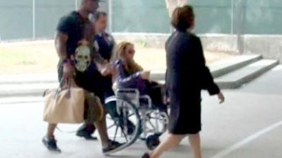 Mariah Carey kerekesszékbe kényszerült